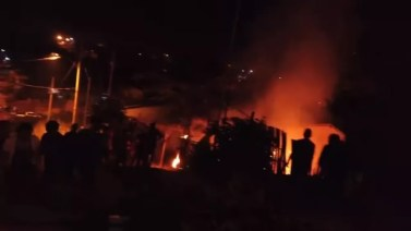 Tragédia: Pais vão à igreja, casa pega fogo e criança morre queimada em Novo Repartimento