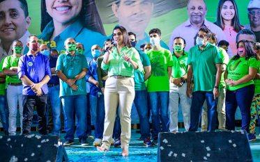 Na reta final da campanha, Josemira aparece com 50% das intenções de votos em Canaã dos Carajás