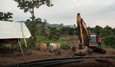 Ourilândia do Norte: Mais um garimpo ilegal é fechado no município