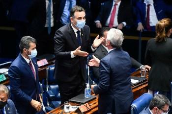 Rodrigo Pacheco é eleito novo presidente do Senado e do Congresso Nacional