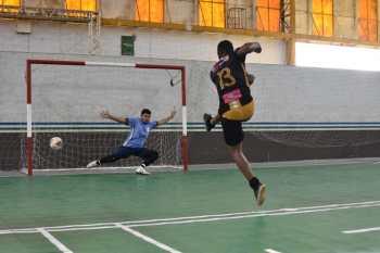 Oito equipes seguem na briga pelo título do Copão de Futsal, que vai valer vaga para a segunda divisão