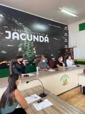 Deixar de usar máscara fora de casa pode resultar em multa de R$ 50 em Jacundá