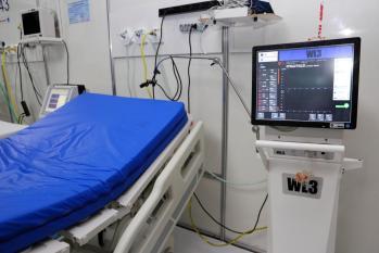Tucuruí: Hospital Regional ganha mais 10 leitos de UTI