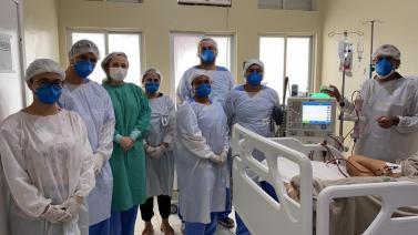 HRT realiza primeiro procedimento de hemodiálise em Tucuruí