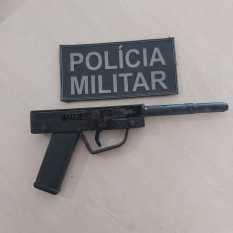 Paragominas: PM recaptura foragido do Sistema Penitenciário com arma de fogo em mochila