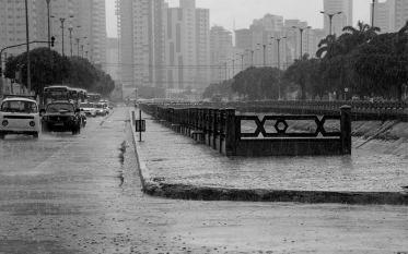 Belém é a cidade mais chuvosa do Brasil, aponta pesquisa