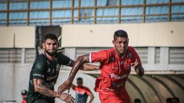 Castanhal fica no empate diante do São Raimundo (RR) e Paragominas arranca um ponto contra o Imperatriz