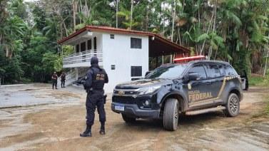 PF: Operação Prenúncio Criminal investiga desvio de recurso público em Altamira