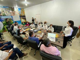 Prefeitos do sudeste paraense discutem ampliação da pavimentação da Transcarajás