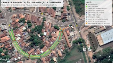 Prefeitura de Marabá vai dar um grau na Folha 19 e no Residencial Tiradentes