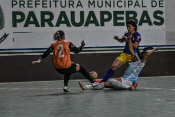 Terceira rodada da 1ª Copa Carajás de Futsal movimentou confrontos entre equipes de Parauapebas