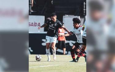 Remo fica no empate sem gols diante do Vitória no Baenão pela quarta rodada da Série B