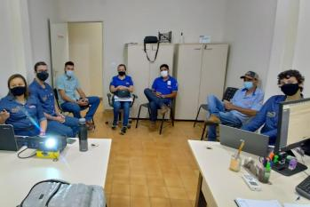 Xinguara: Adepará orienta técnicos sobre doenças que acometem suínos e equinos