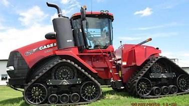 Indústria de máquinas cresce 45% puxada por forte demanda do agro