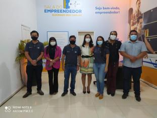 Eldorado do Carajás: Programa Avança Eldorado inaugura Sala do Empreendedor do Sebrae