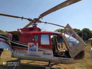 Eldorado do Carajás: Estado disponibiliza Unidade de UTI Aérea para o município
