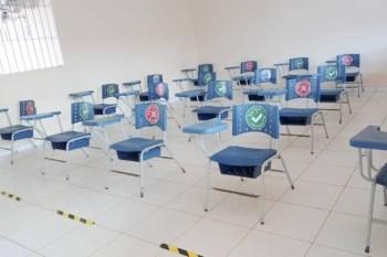 Seduc vai garantir e exigir protocolos de biossegurança no retorno às aulas presenciais