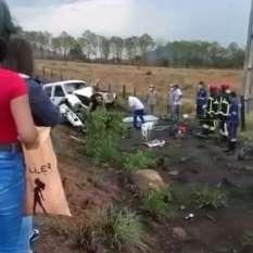 Redenção: Colisão entre duas caminhonetes deixa uma pessoa morta na BR-158
