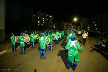 "Parauapebas: Sejuv leva ""Fanfarra Itinerante"" para o Alto Bonito"