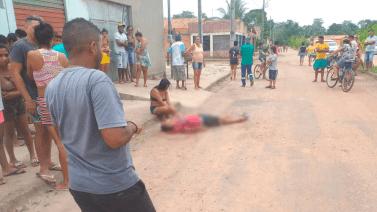 Marabá: Homem é executado quando pedalava bicicleta às margens da BR-222