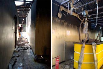 Tucuruí: Incêndio atinge Centro de Perícia Científica e causa diversos danos