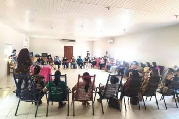 Xinguara: Sejudh debate políticas públicas para fortalecer rede proteção à mulher