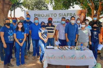 Conceição do Araguaia: Ideflor-Bio promove capacitações sobre manejo de cacau
