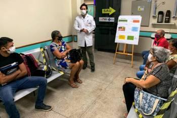 Marabá: HRSP faz palestra com alerta sobre riscos da leishmaniose