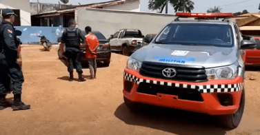 Santana do Araguaia: PM prende assaltante que vinha aterrorizando Barreira dos Campos