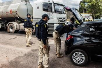 Feriado da Padroeira do Brasil tem redução de acidentes em rodovias federais do Pará