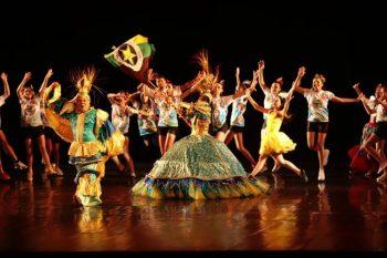 Grupo Folclórico de Canaã abre, pela primeira vez, Festival Internacional de Dança da Amazônia