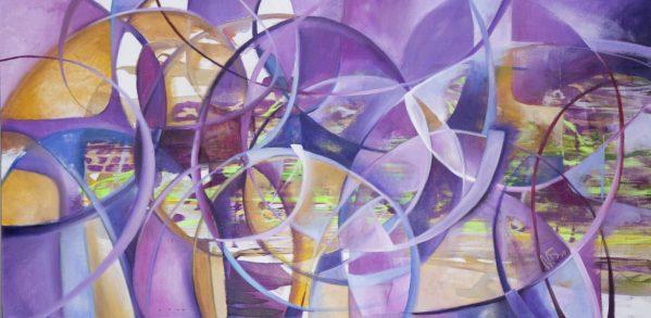 Purple imagery