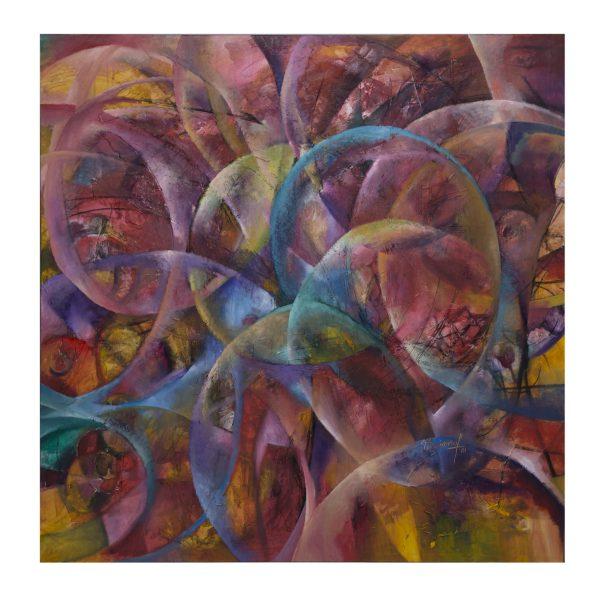 Quantum Portals. Connections