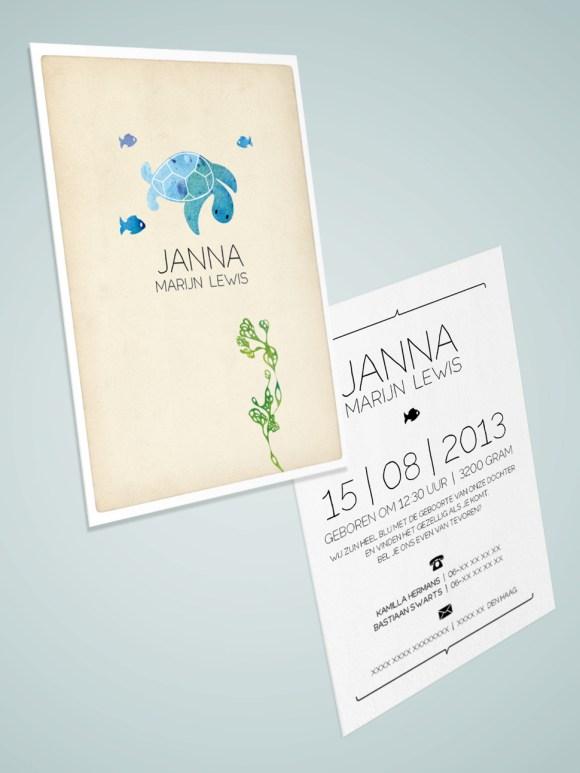 Janna_Geboortekaart_Zandhaus