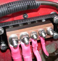 under seat battery relocation battery wiring block battery wiring block [ 1024 x 768 Pixel ]