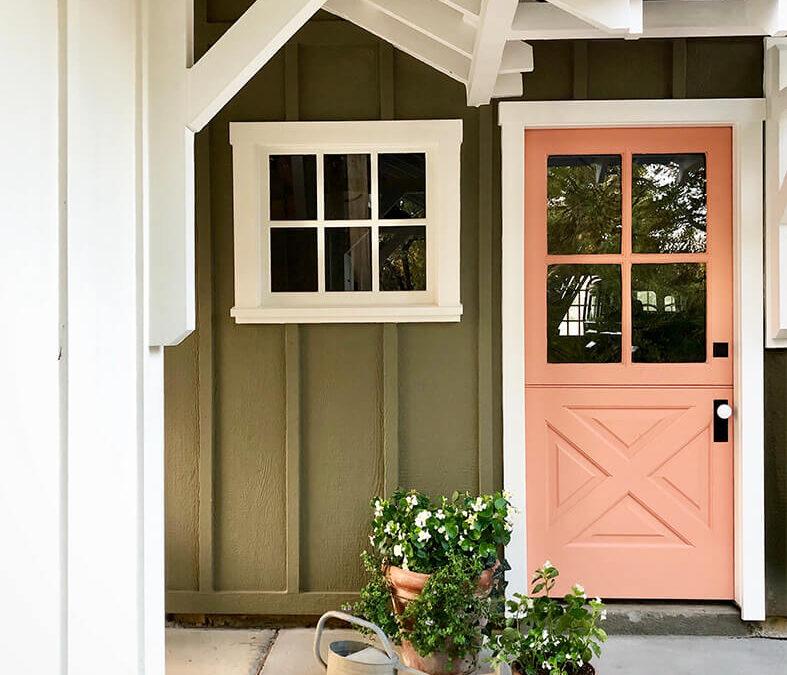 best exterior door brands for your new