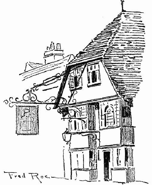 Old Inns Vanishing England Arts Architecture