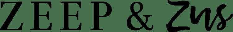 Logo Zeep en Zus