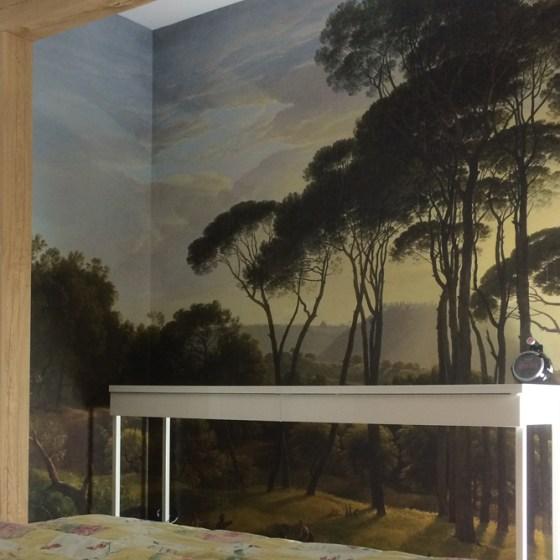 Fotobehang van het Rijksmuseum