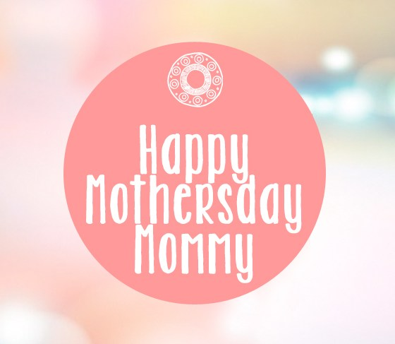 Moederdag Happy Mothersday