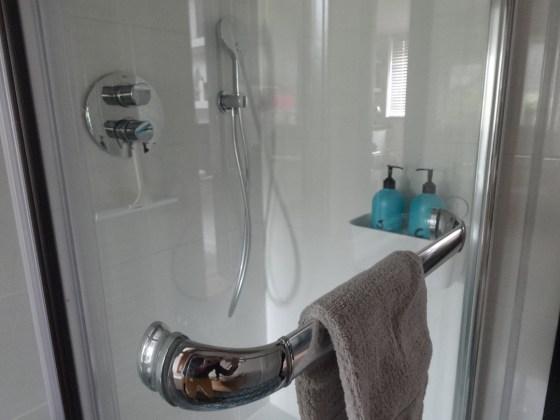 Badkamer Details - Douche met handdouche