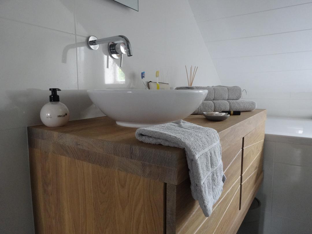 Badkamer details wasbak opbouw zeeuwsenzo