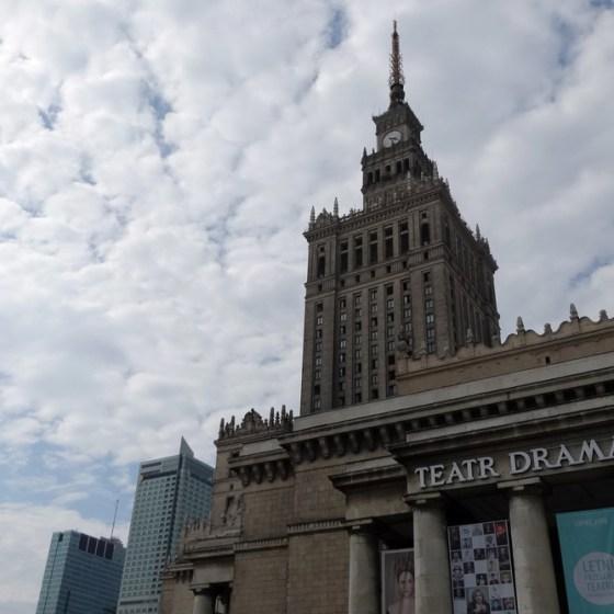 Vlog - Oud en Nieuw in Warschau