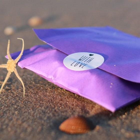 Zeeuwse knop armband happy valentine