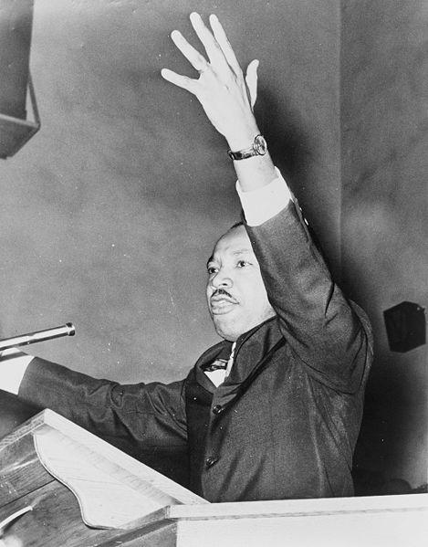 מרטין לותר קינג 1962 -ויקישיתוף צרפתית