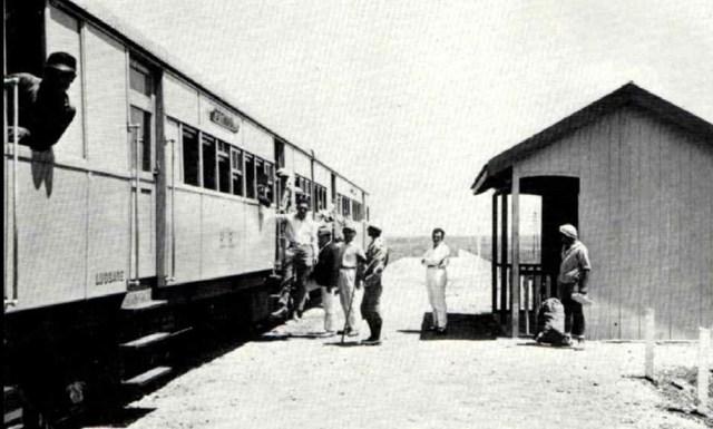 רכבת העמק 1929