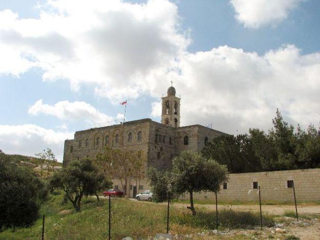 מנזר מר אליאס יוצר HANAY ויקיפדיה