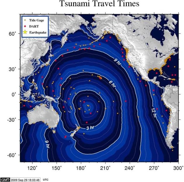 tsunamitraveltimes