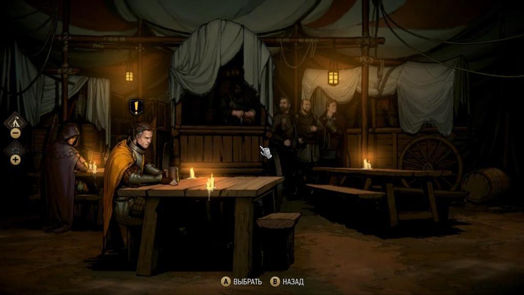 Обзор: Кровная вражда: Ведьмак. Истории – Покер на выживание 1