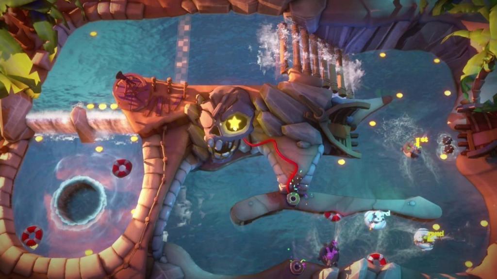 Состоялся релиз первого платного DLC для Luigi's Mansion 3 - Multiplayer Pack Part 1 3